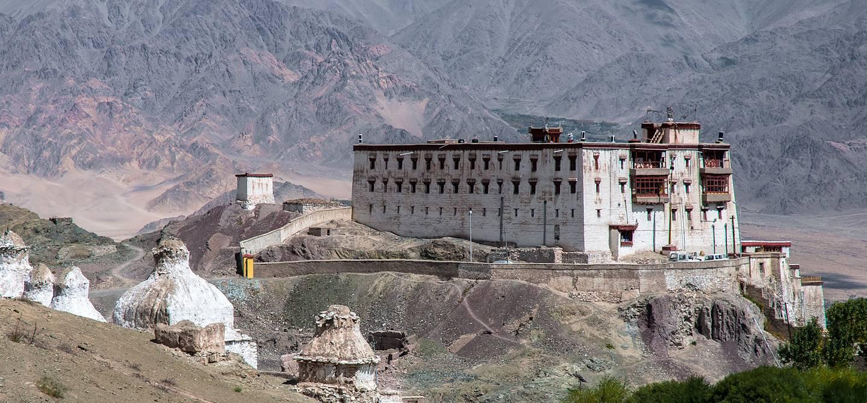 Village de Stok - Jammu-et-Cachemire - Inde