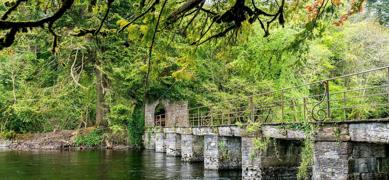 Pont de l'abbaye - Cong - Comté de Mayo - Irlande