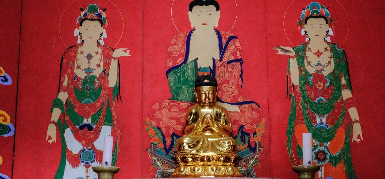 Temple Seonam - Suncheon - Corée du Sud