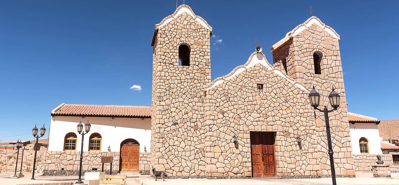 San Antonio de los Cobres - Argentine