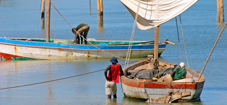 Pêcheurs - Mozambique
