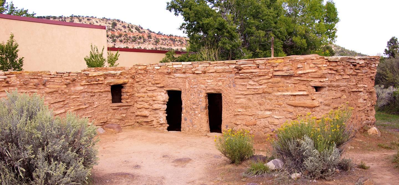 Parc d'État Anasazi - Utah - Etats-Unis