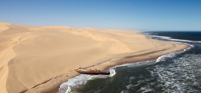 Côte des Squelettes - Namibie