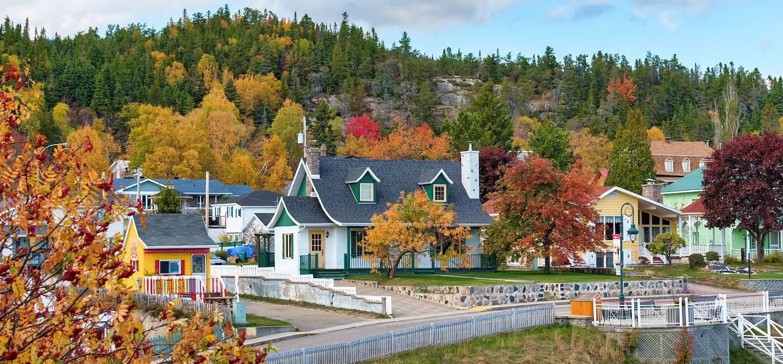 Tadoussac en automne - Québec - Canada