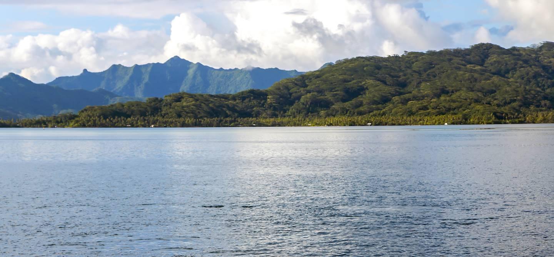 Taha'a - Archipel de la Société - Polynésie