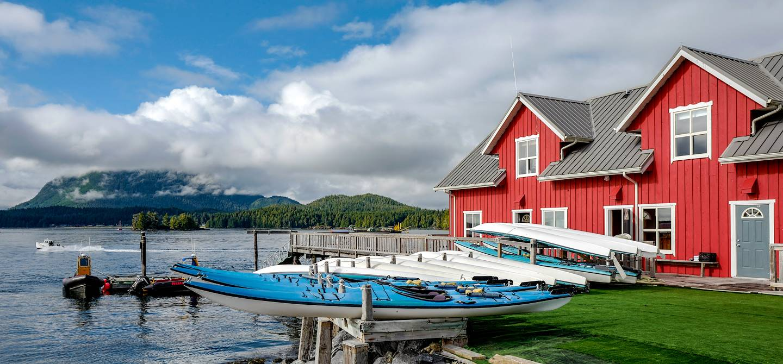 Tofino - Île de Vancouver - Canada