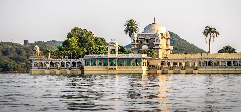 Lac Pichola - Udaipur - Rajasthan - Inde