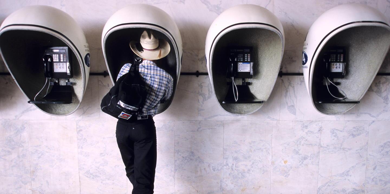 Téléphones publics - Brésil