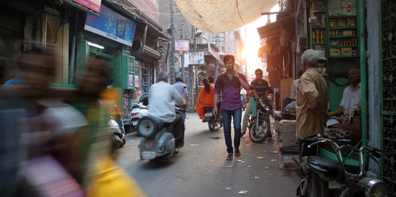 Dans les rues de Jodhpur - Rajasthan - Inde