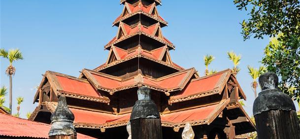 Monastère de Bagaya Okkyaung