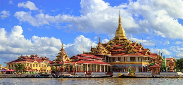 Pagode Phaung Daw Oo