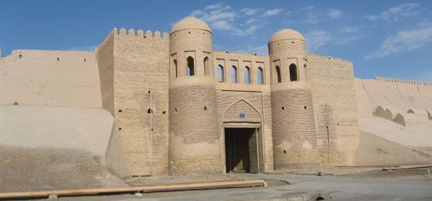 Citadelle Itchan Kala