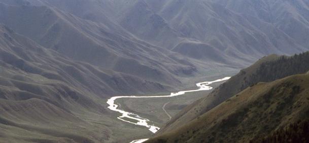 Montagnes du Tian Shan
