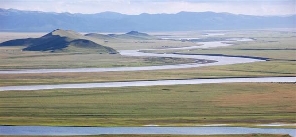 Plaine de Syr Daria