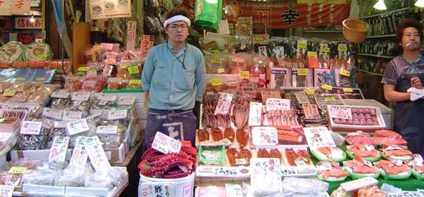 Marché d'Ameyoko