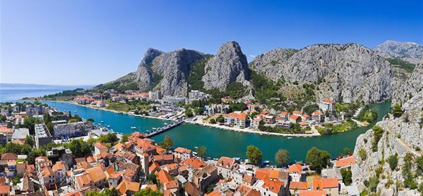 Gorges de la Cetina