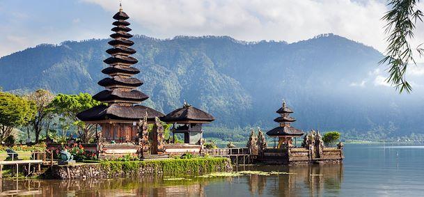 Temple de Pura Ulun Danu