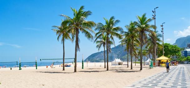 Quartier de Copacabana