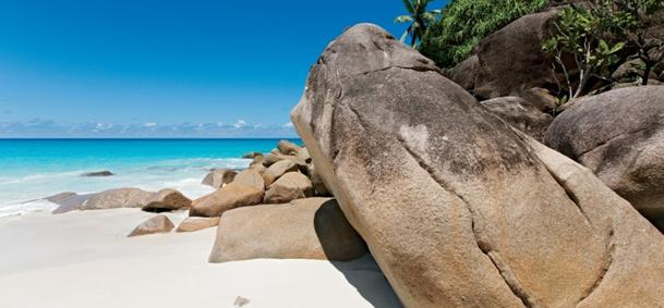 Anse Marron - La Digue