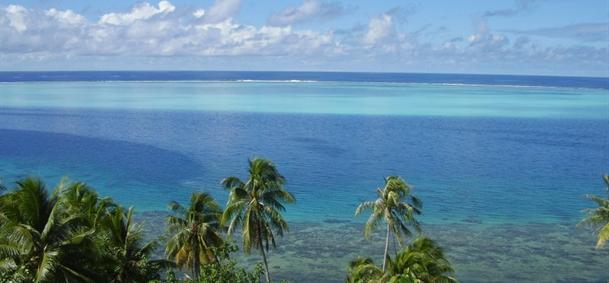 Baie d'Avea - Huahine