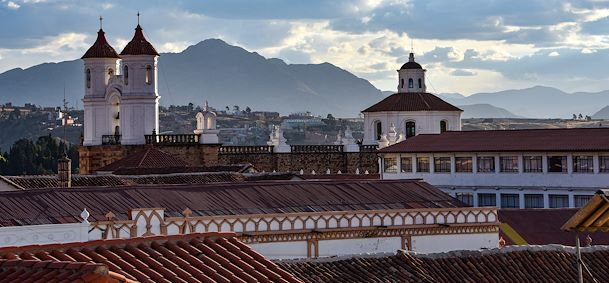 Cités coloniales boliviennes