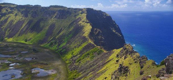 Cratère de Rano Kau