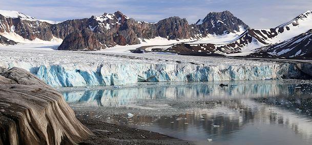 Glacier du 14 juillet