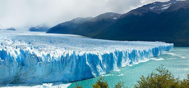 Glaciers de Patagonie