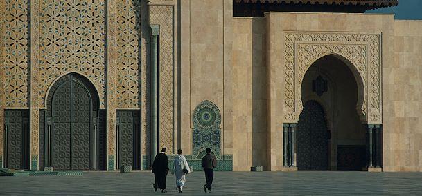 Grande mosquée de Casablanca