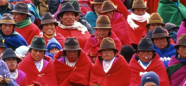 Indiens quechuas