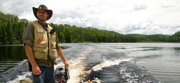 Lac Edouard