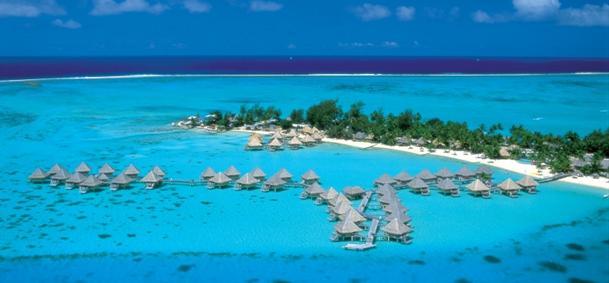 Pointe Matira- Bora Bora