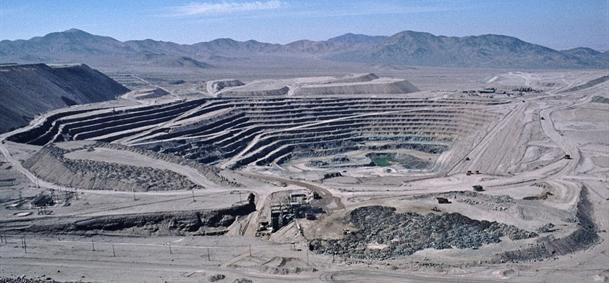 Mines de Chuquicamata