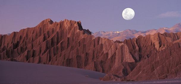 Vallée de la Lune - Los Flamencos