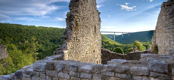 Site archéologique de Dvigrad