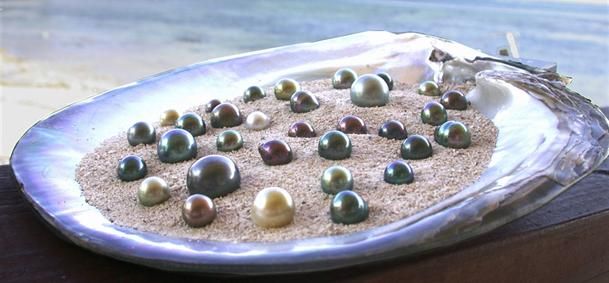 Ferme perlière - Taha'a