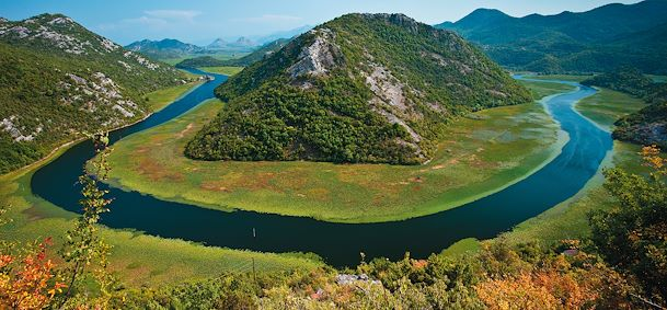 Parc national du lac de Skadar