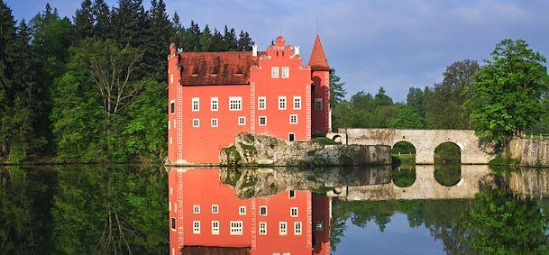 Château de Cervena Lhota