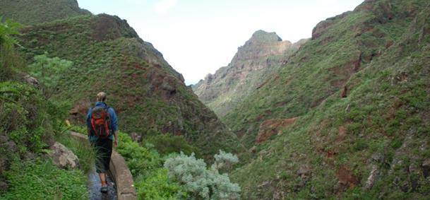 Montagnes Anaga - Tenerife