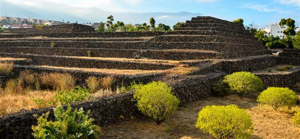 Pyramides de Guimar - Tenerife