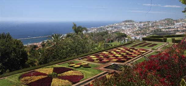 Jardin botanique de Funchal - Madère