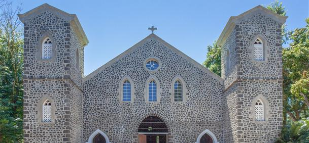 Eglise Saint Gabriel - Rodrigues