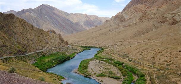 Vallée de l'Araxe