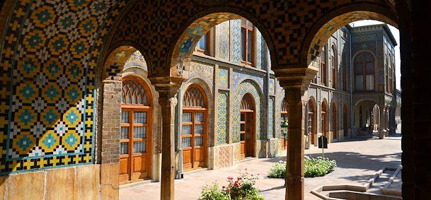 Palais du Golestân