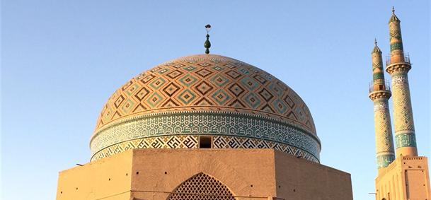 Mosquée Jâmeh de Yazd
