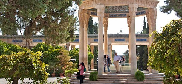Tombeaux de Saadi et Hafez
