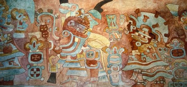 Musée d'anthropologie de Mexico