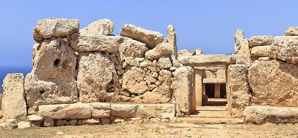 Temples de Hagar Qim et de Mnajdra