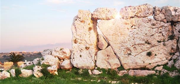 Temple de Ggantija - Gozo