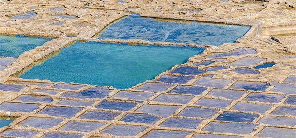 Salines de Ghajn Barrani - Gozo